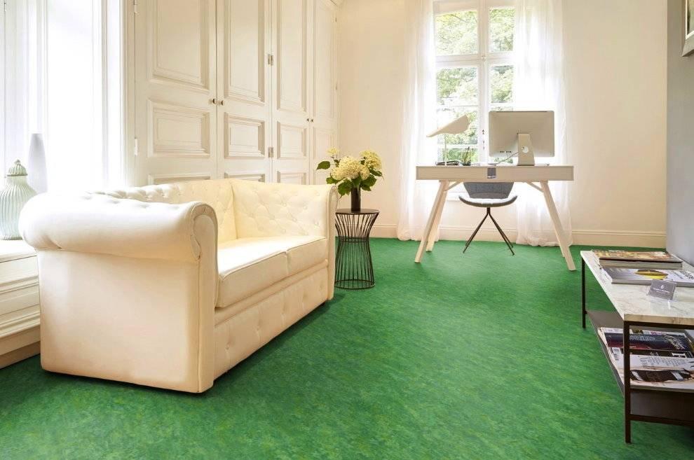 Линолеум для спальни: топ-100 фото новинок дизайна. правила выбора материала и цвета линолеума для современной спальни