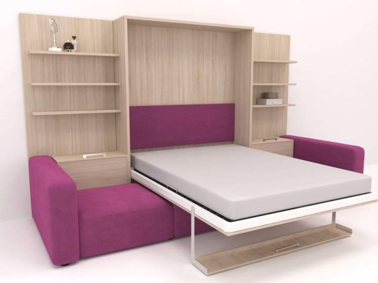Кровать-трансформер для детей и взрослых, на что обратить внимание