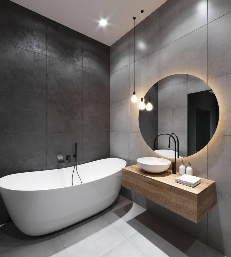 Маленькая ванная - идеи дизайна. 9 самых интересных тенденций 2020 года (+54 фото) | дизайн и интерьер ванной комнаты