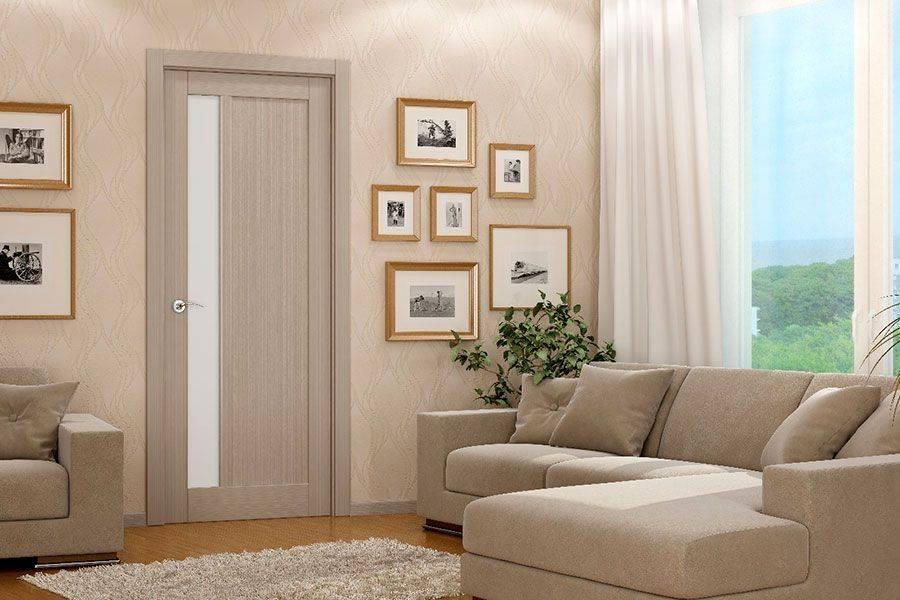 Двери из белого ясеня: варианты сочетания в интерьере (20 фото)