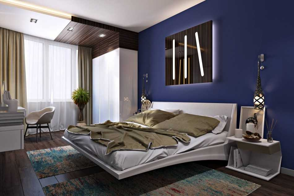 43 идеи для дизайна спальни