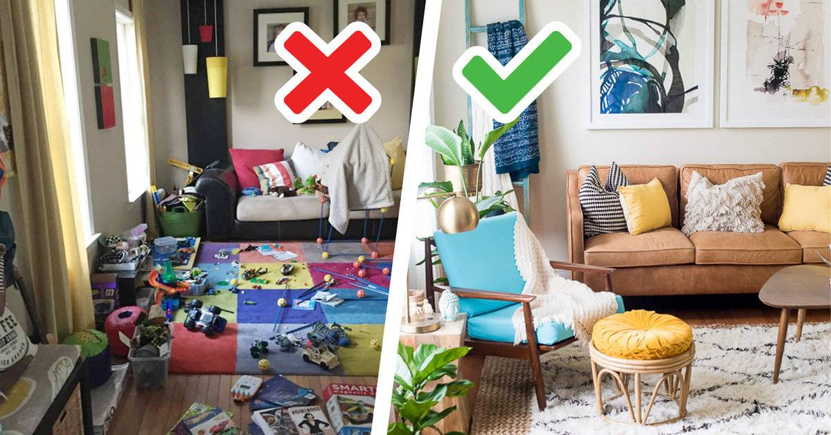 10 ошибок в подборе цвета в интерьере, которые лучше избегать
