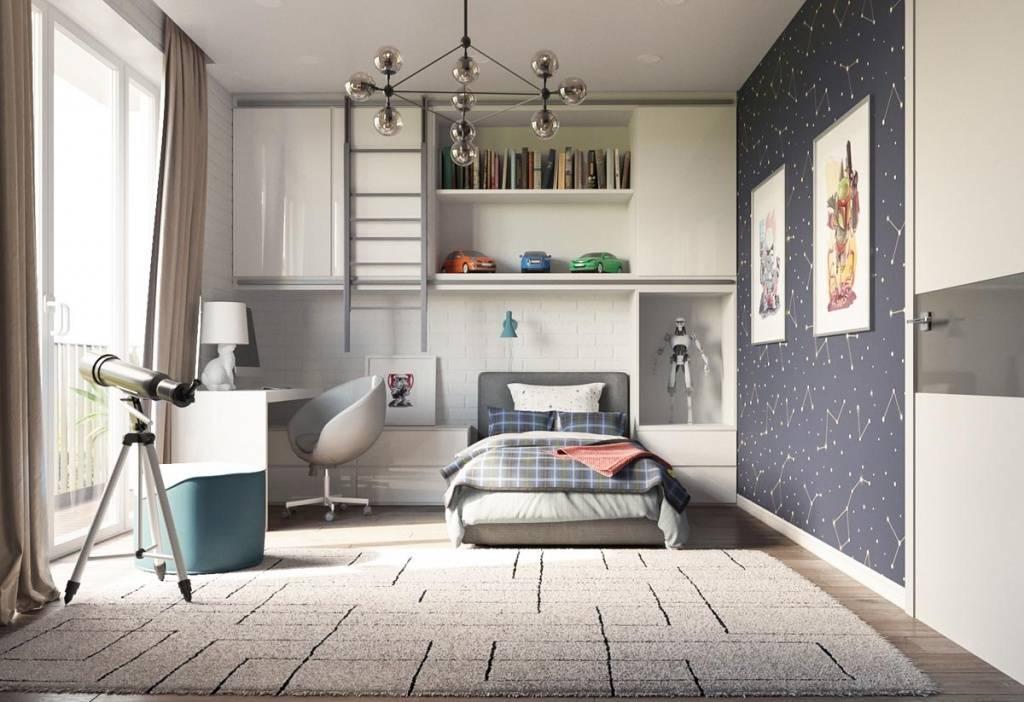 Комната для девочки-подростка - 90 фото, дизайн интерьеров и идеи ремонта