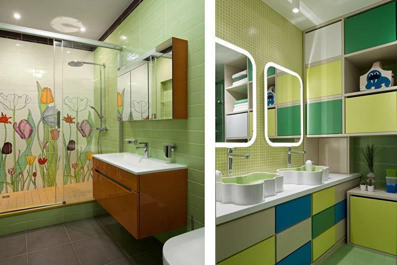 Какой цвет выбрать для оформления ванной комнаты? топ самых популярных цветов и сочетаний, фото