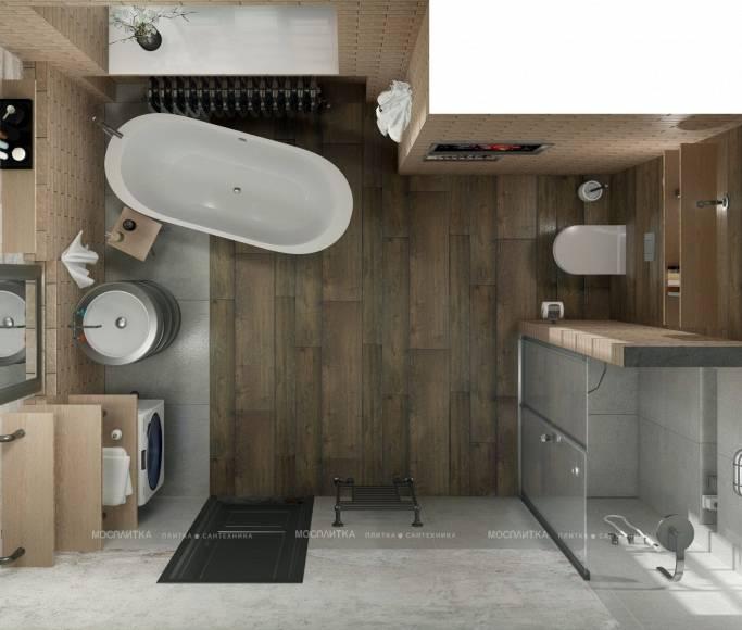 Правила оформления туалета в стиле лофт, советы профессионалов