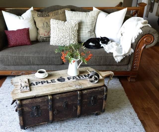 Старые чемоданы в интерьере — только ремонт своими руками в квартире: фото, видео, инструкции