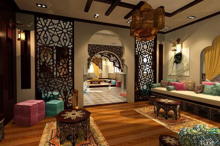 Восточный стиль в интерьере квартиры или дома +55 фото - «стили»