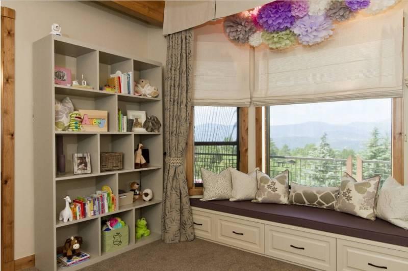 Как выбрать шторы в детскую комнату?