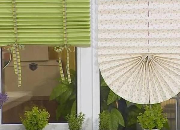 Делаем шторы и занавески из бумаги своими руками
